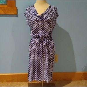 Banana Republic Print Dress - XS